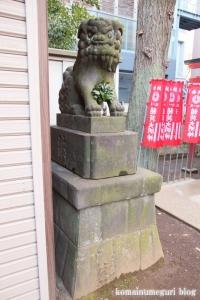 北野神社(目黒区青葉台)13