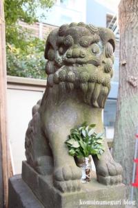 北野神社(目黒区青葉台)14