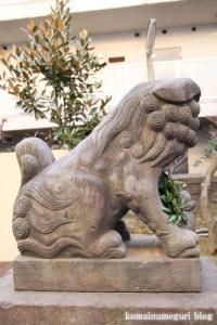 北野神社(目黒区青葉台)11