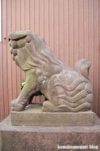 北野神社(目黒区青葉台)15