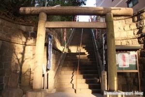 上目黒氷川神社(目黒区大橋)3