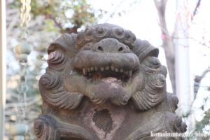 上目黒氷川神社(目黒区大橋)54