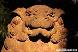 上目黒氷川神社(目黒区大橋)56