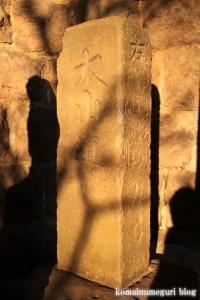 上目黒氷川神社(目黒区大橋)6