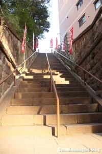 上目黒氷川神社(目黒区大橋)7