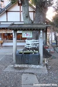 上目黒氷川神社(目黒区大橋)8