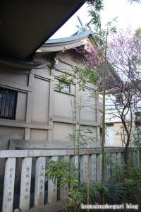 上目黒氷川神社(目黒区大橋)11