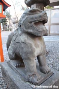 上目黒氷川神社(目黒区大橋)36