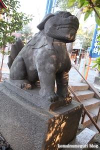 上目黒氷川神社(目黒区大橋)39