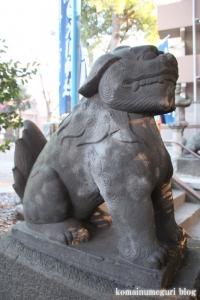 上目黒氷川神社(目黒区大橋)40