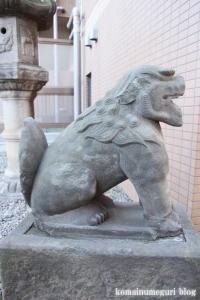 上目黒氷川神社(目黒区大橋)37