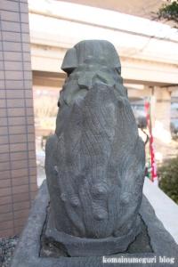 上目黒氷川神社(目黒区大橋)38