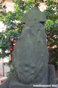 上目黒氷川神社(目黒区大橋)42
