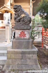 上目黒氷川神社(目黒区大橋)45