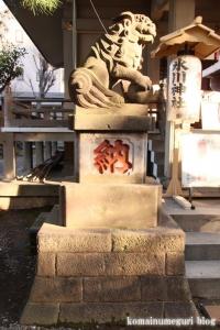 上目黒氷川神社(目黒区大橋)49