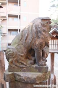 上目黒氷川神社(目黒区大橋)47