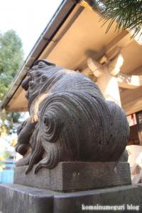 上目黒氷川神社(目黒区大橋)48