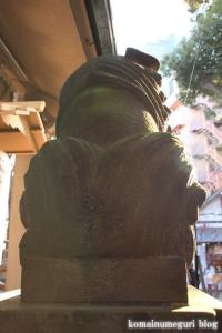 上目黒氷川神社(目黒区大橋)52