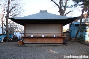 上目黒氷川神社(目黒区大橋)30