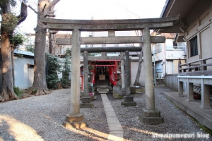 上目黒氷川神社(目黒区大橋)31