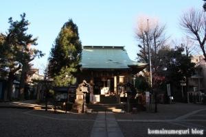 上目黒氷川神社(目黒区大橋)58