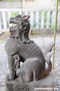 上目黒氷川神社(目黒区大橋)20
