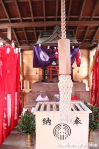 上目黒氷川神社(目黒区大橋)33