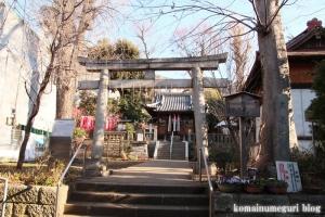 烏森神社(目黒区上目黒)3
