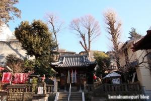 烏森神社(目黒区上目黒)8