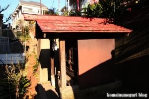 烏森神社(目黒区上目黒)14