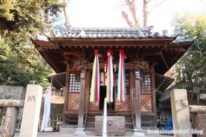 烏森神社(目黒区上目黒)16