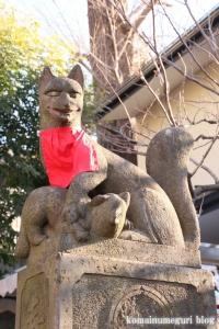 烏森神社(目黒区上目黒)9