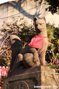 烏森神社(目黒区上目黒)10