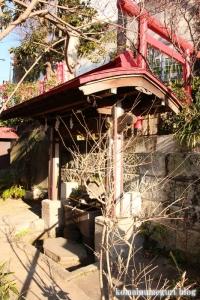 烏森神社(目黒区上目黒)11