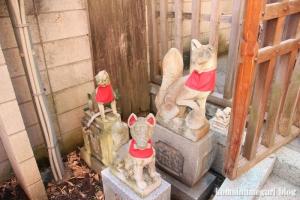 笠間稲荷神社(目黒区鷹番)5