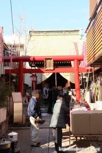 笠間稲荷神社(目黒区鷹番)1