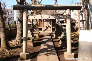 高木神社(目黒区南)2