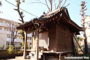 高木神社(目黒区南)7
