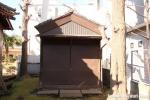 高木神社(目黒区南)9