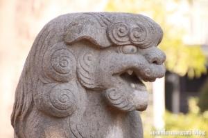 高木神社(目黒区南)19