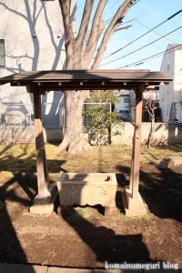 高木神社(目黒区南)4