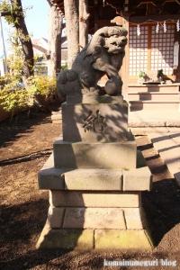 高木神社(目黒区南)14