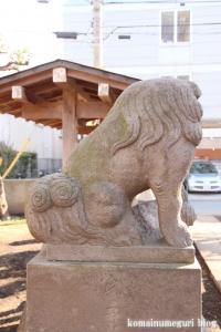 高木神社(目黒区南)12