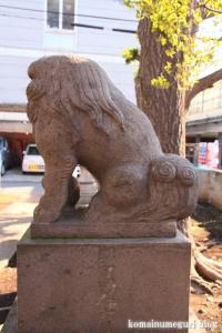 高木神社(目黒区南)16