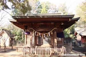 碑文谷八幡神社(目黒区碑文谷)13