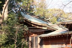 碑文谷八幡神社(目黒区碑文谷)22