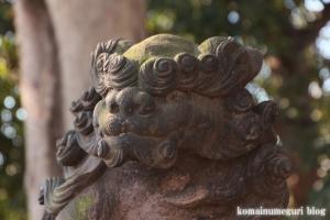 碑文谷八幡神社(目黒区碑文谷)38