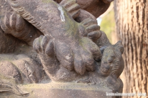 碑文谷八幡神社(目黒区碑文谷)39