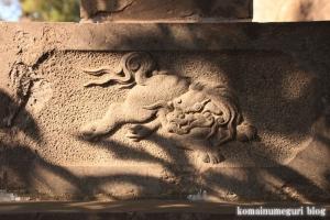 碑文谷八幡神社(目黒区碑文谷)40