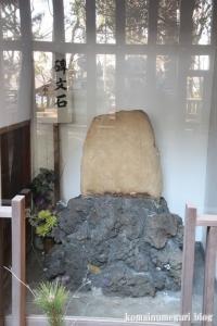 碑文谷八幡神社(目黒区碑文谷)17